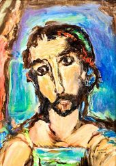 ...seguirte Cristo nella sua spogliazione...